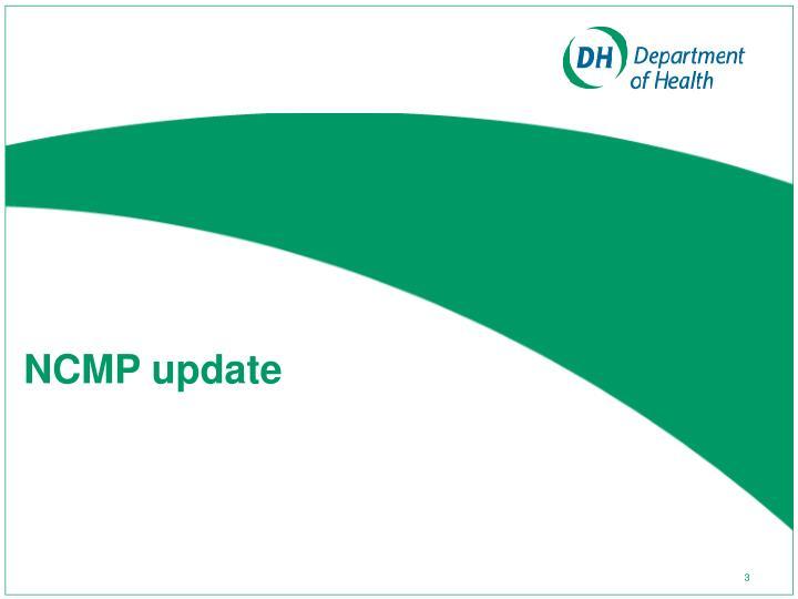 NCMP update