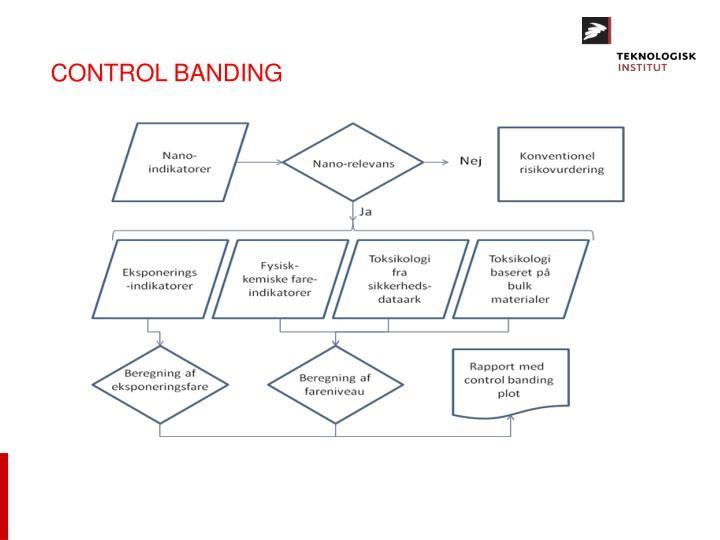 CONTROL BANDING