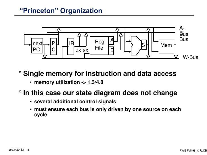 """Princeton"" Organization"