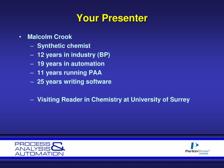 Malcolm Crook