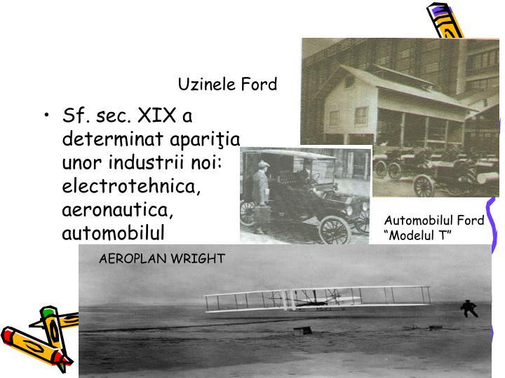Uzinele Ford