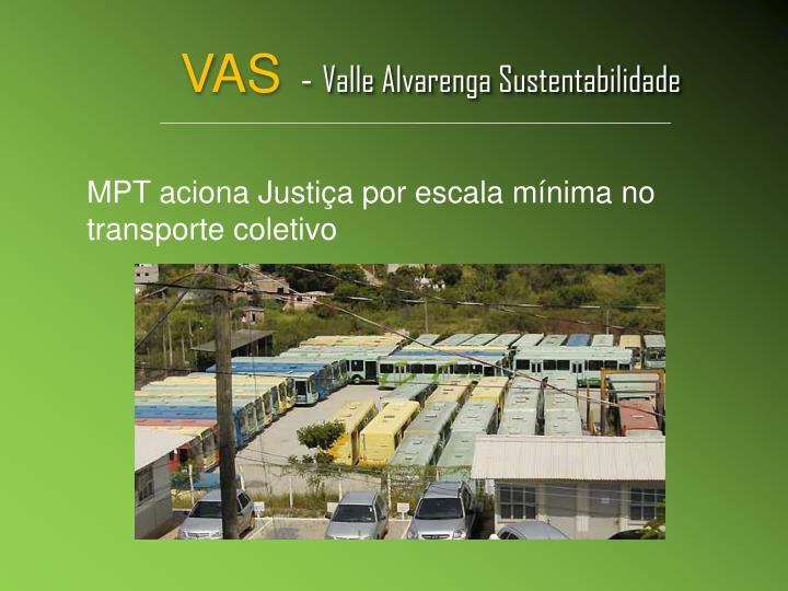 MPT aciona Justiça por escala mínima no transporte coletivo