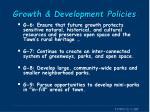 growth development policies2