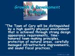 growth development principle