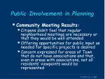 public involvement in planning3