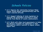 schools policies1