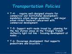 transportation policies1