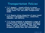 transportation policies2
