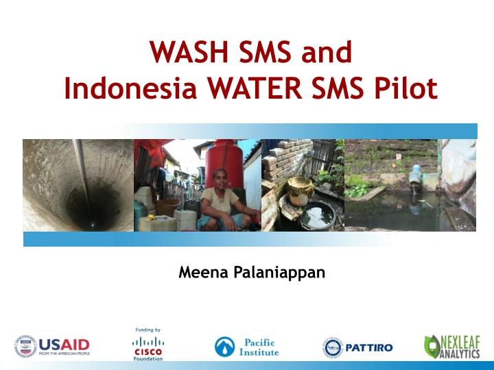 WASH SMS and