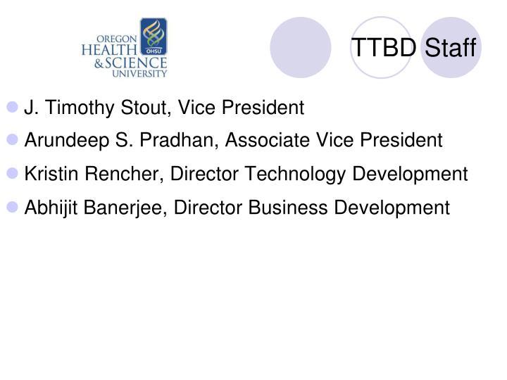 TTBD Staff