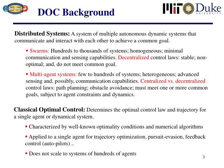 DOC Background