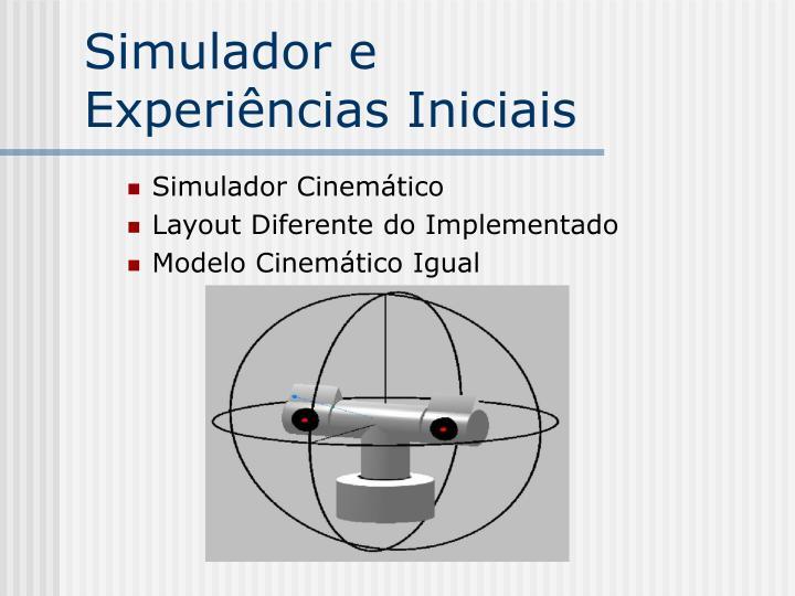 Simulador e