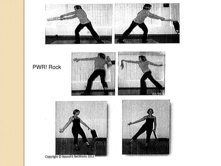 PWR! Rock