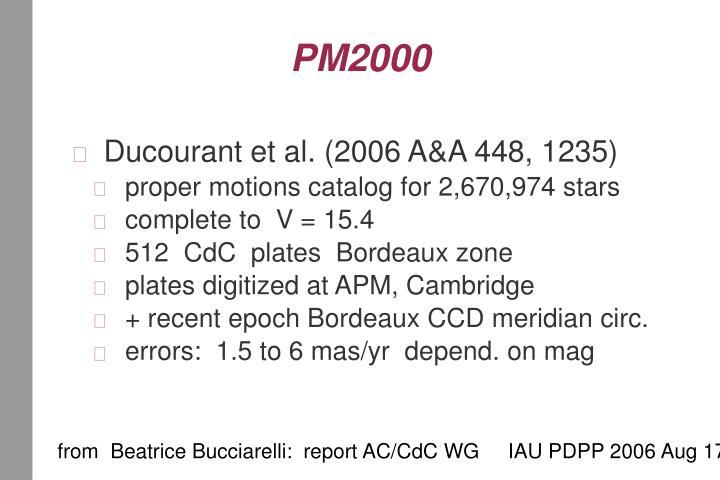 PM2000