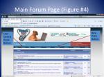 main forum page figure 4