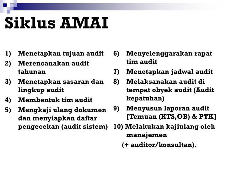 Siklus AMAI