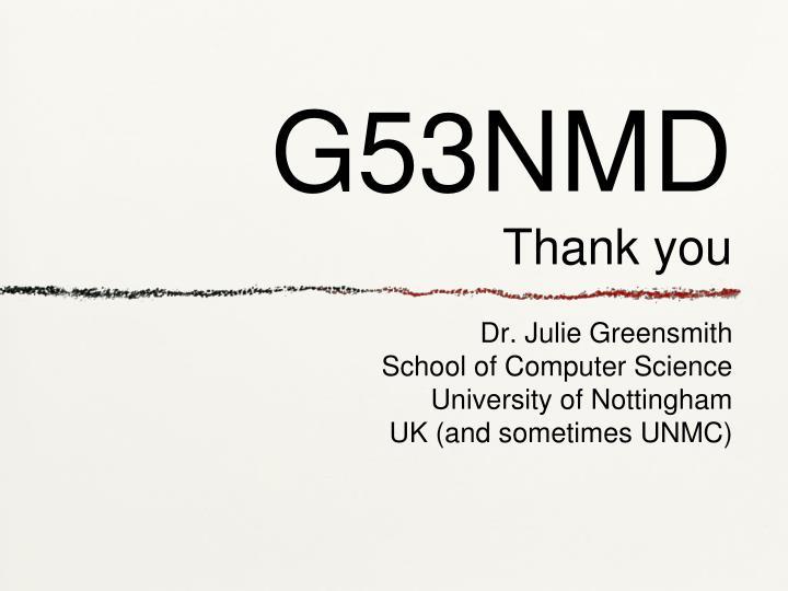 G53NMD
