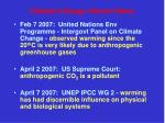 climate change recent news