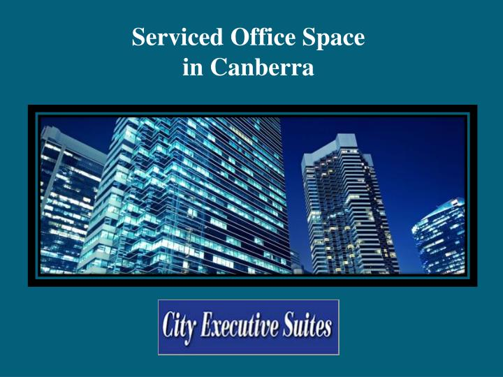 Serviced Office Space in