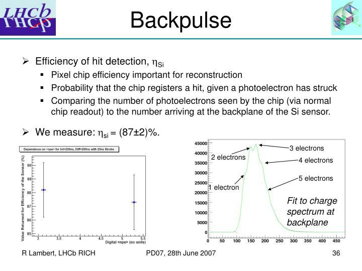 Backpulse
