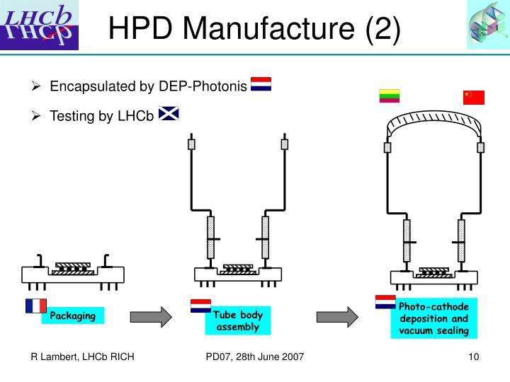 HPD Manufacture (2)