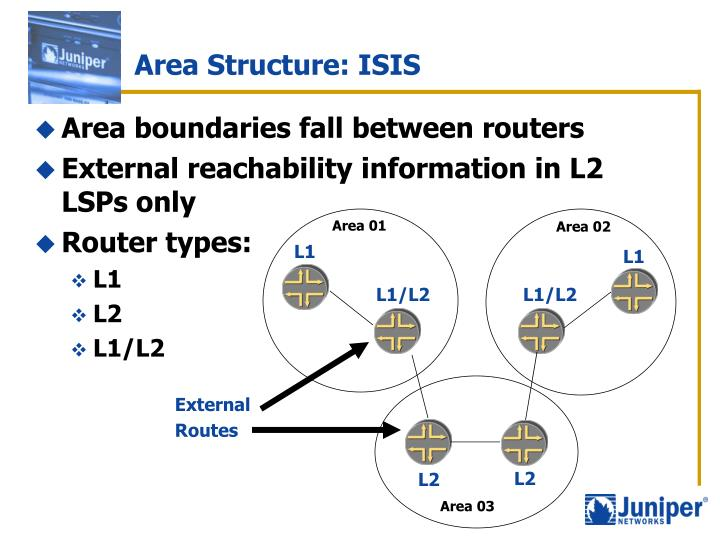 Area Structure: ISIS