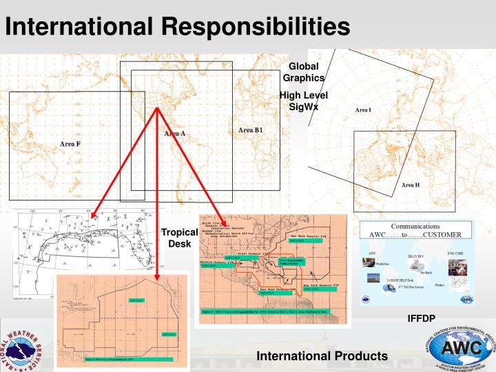 International Responsibilities