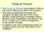 treaty of trianon1