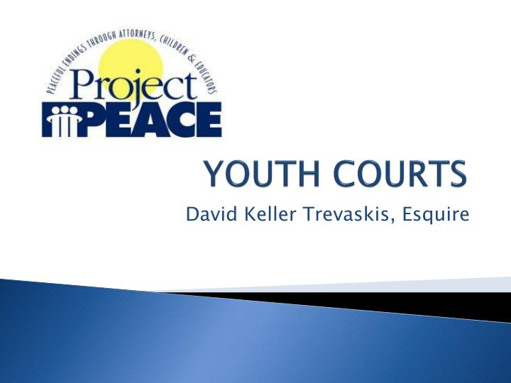 YOUTH COURTS
