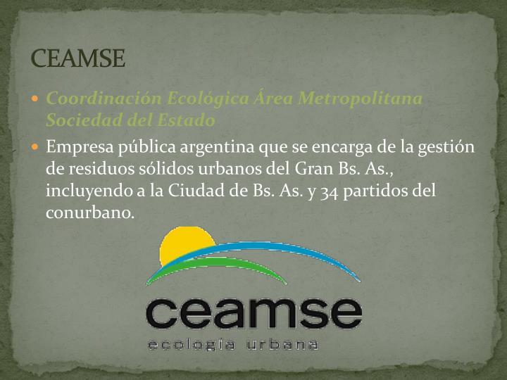 CEAMSE