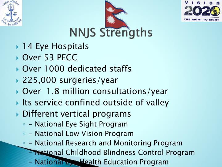 NNJS Strengths