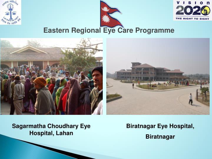 Eastern Regional Eye Care Programme