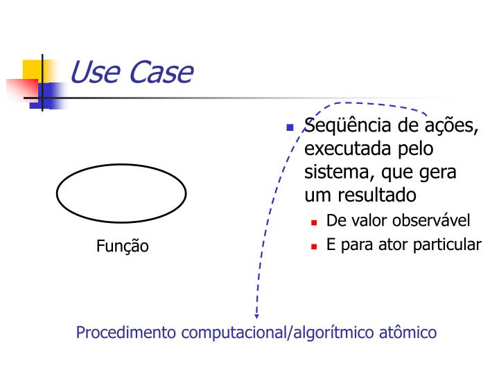 Procedimento computacional/algorítmico atômico