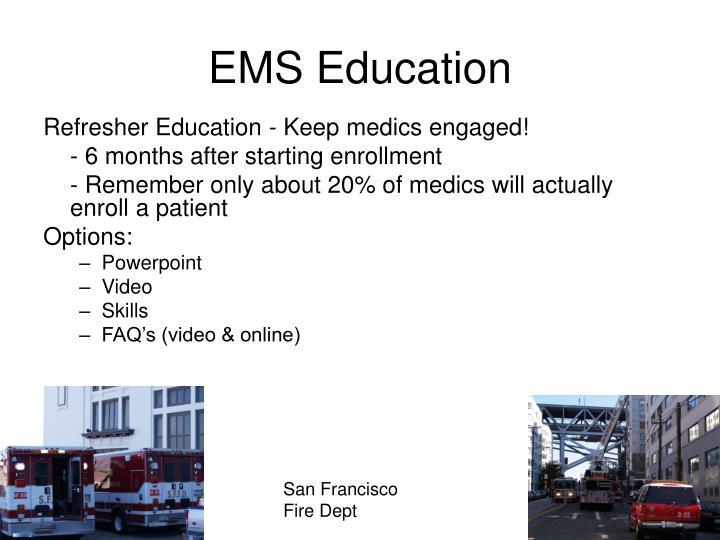 EMS Education