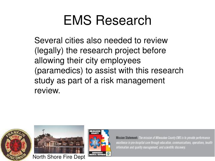 EMS Research