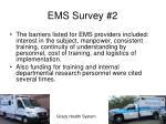 ems survey 25