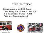 train the trainer1