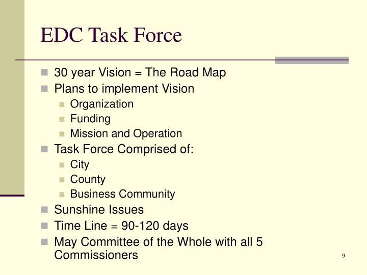 EDC Task Force