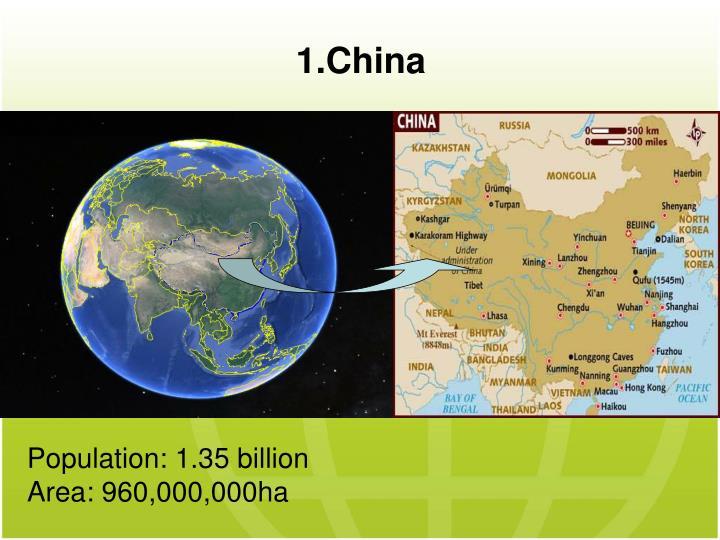 1.China