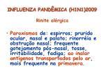 influenza pand mica h1n1 20095