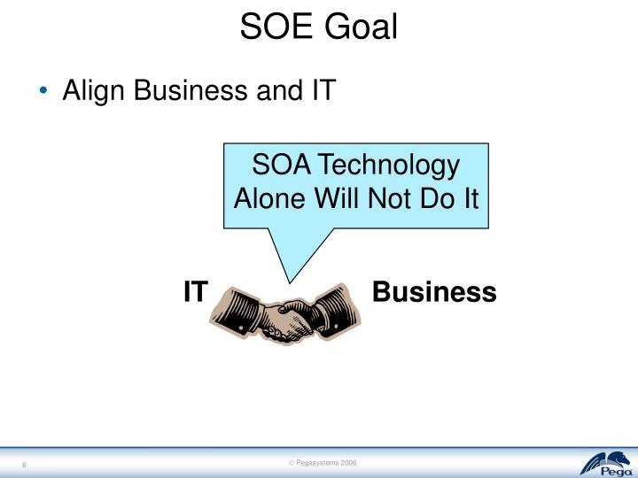 SOE Goal
