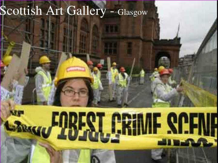 Scottish Art Gallery -