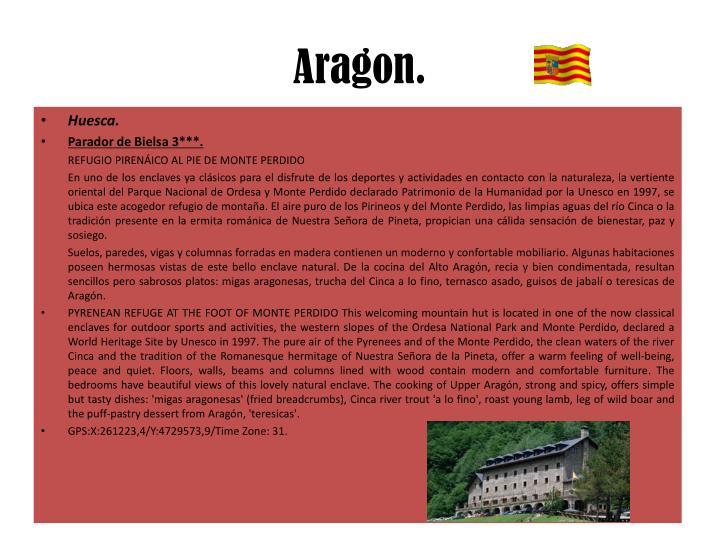 Aragon.
