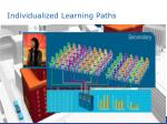 individualized learning paths