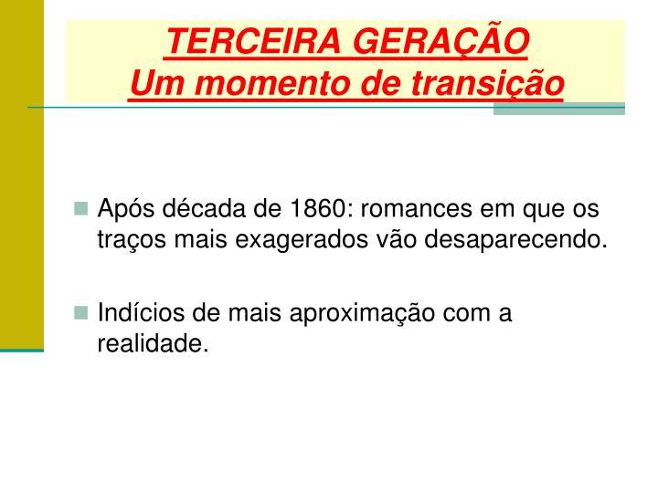 TERCEIRA GERAÇÃO