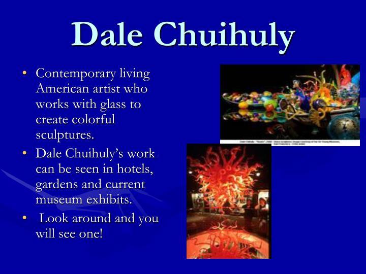 Dale Chuihuly