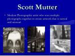 scott mutter