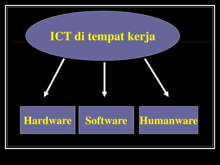ICT di tempat kerja