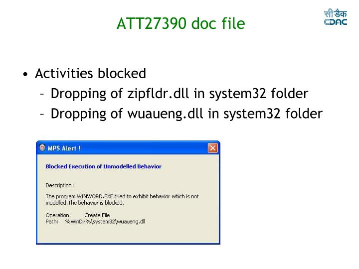 ATT27390 doc file