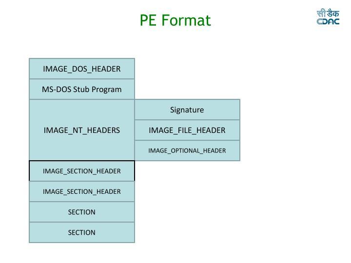 PE Format